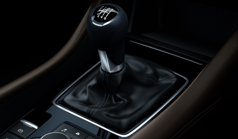 2018 Mazda6 manual shift lever