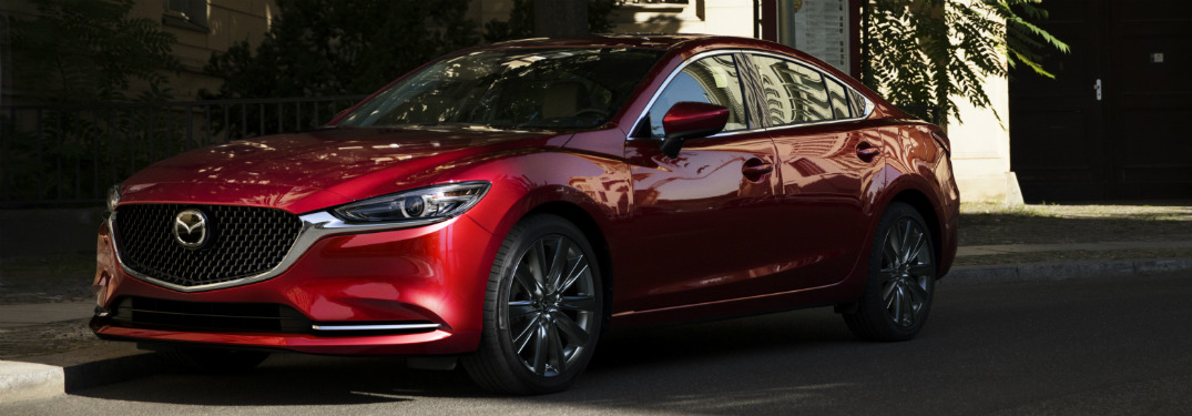 When will the Mazda6 get a turbocharged engine?