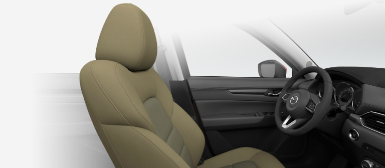 What Interior Material Is In The Mazda CX 5 Touring