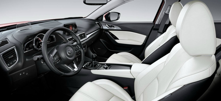 2018-Mazda3-parchment-and-black-interior_o - Holiday Mazda
