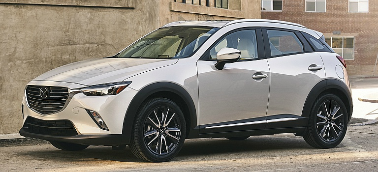 2018 Mazda Suv Cargo And Passenger Capacity