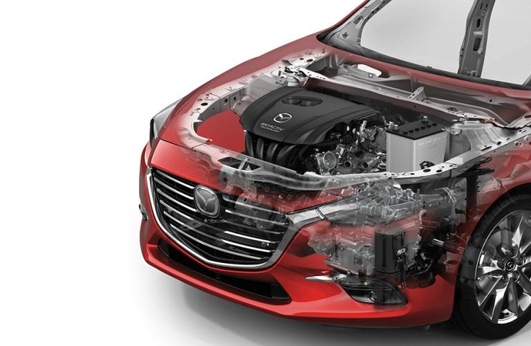 2018 Mazda3 Engine Options
