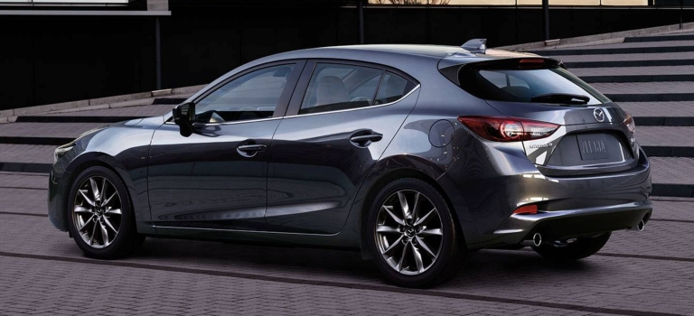 2018 mazda3 grand touring trim features. Black Bedroom Furniture Sets. Home Design Ideas