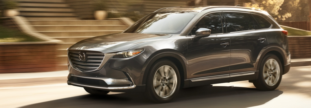Mazda Cx 9 >> What S New For The 2019 Mazda Cx 9