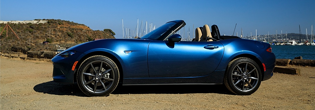 What changes are coming to the Mazda MX-5 Miata?