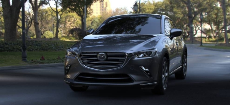 2019 Mazda Cx 3 Color Options