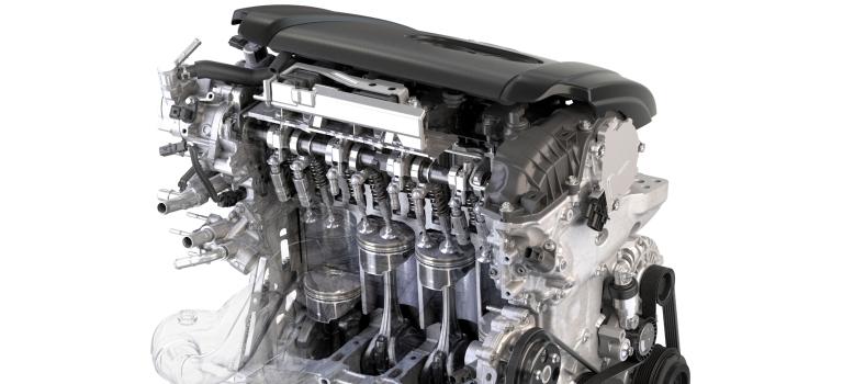 2019 Mazda CX-5 standard engine