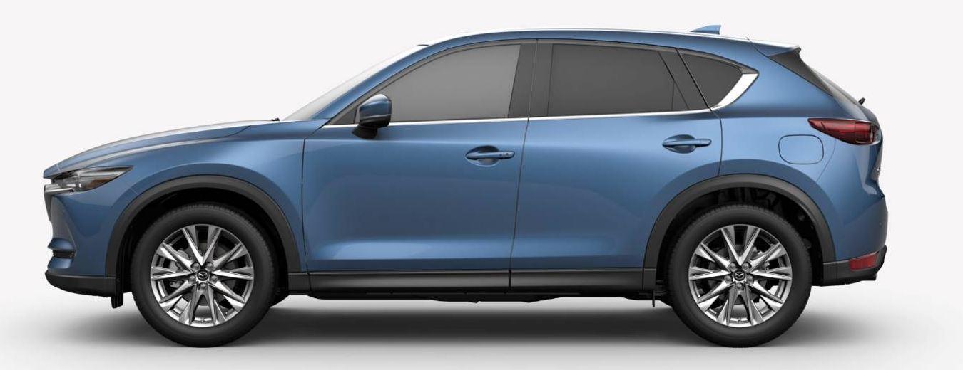 2019 Mazda Cx 5 Exterior Color Options