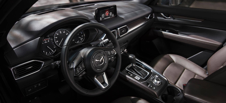 2019 Mazda CX-5 interior center console
