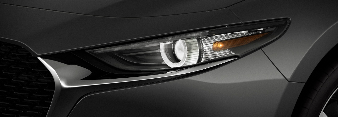 Headlight features available in the Mazda lineup
