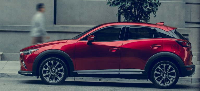 Mazda Cx 3 >> How Efficient Is The 2019 Mazda Cx 3