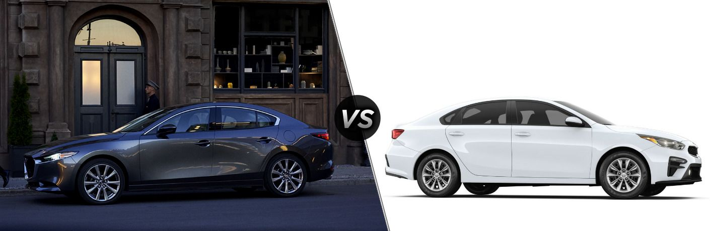 How does the 2019 Mazda3 compare to compacts in Fond du ...