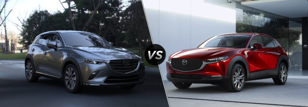 Differences Between The 2019 Mazda Cx 3 And 2020 Mazda Cx 30