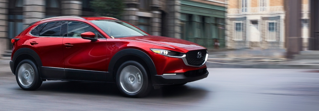 Pricing of the 2020 Mazda CX-30 and trim levels