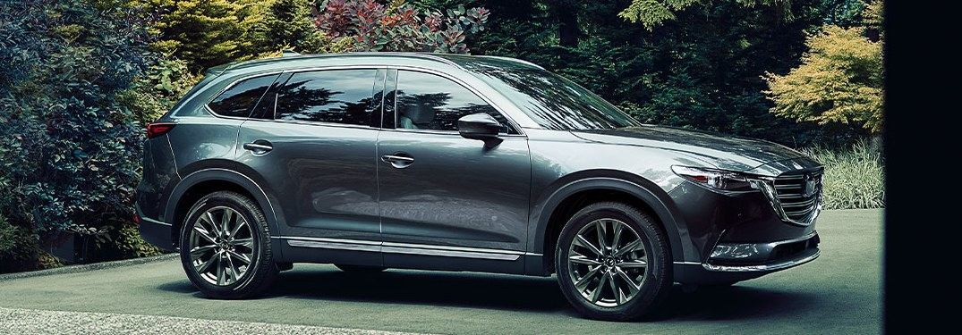 Features of the Signature and Grand Touring 2020 Mazda CX-9 trims