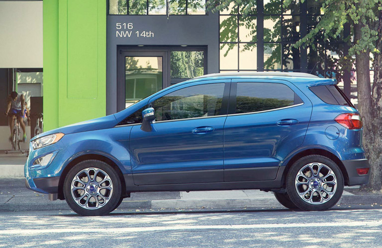 2018 ford crossover and suv sizes and dimensions. Black Bedroom Furniture Sets. Home Design Ideas
