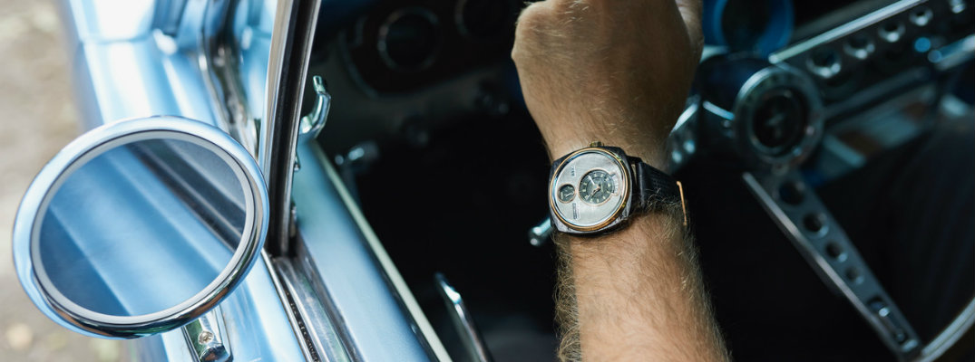 Denmark-Based Watch Makers Give Old Ford Mustangs a New Chance on Life