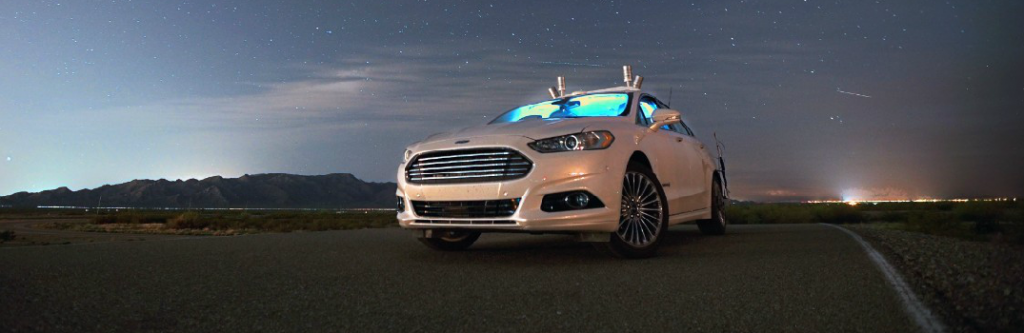 Testing Autonomous Fusion At Night Without Headlights