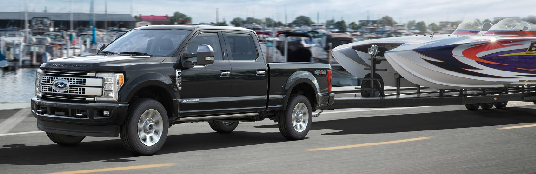 2016 Motor Trend Truck Of The Year Is Ford Super Duty