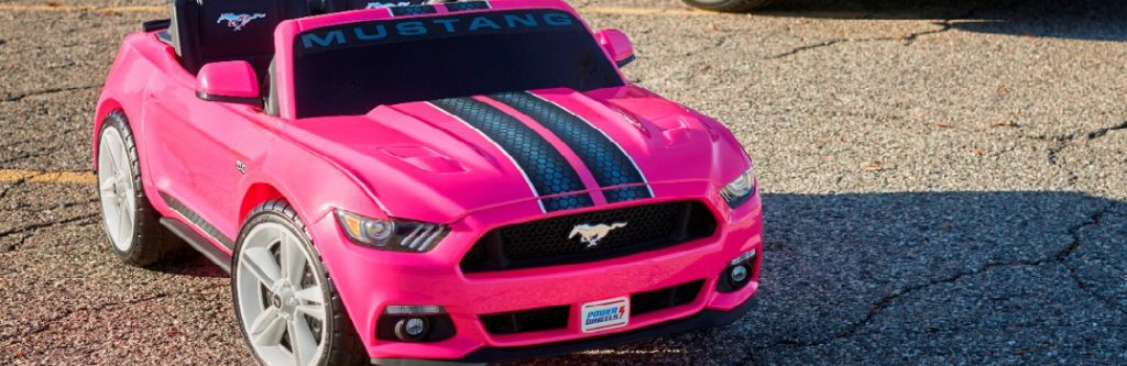 Mike Castrucci Ford >> Ford and Fisher-Price Have Teamed up for a new Mustang for ...
