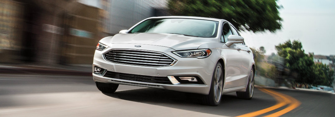 What technology features does the 2018 Ford Fusion have?