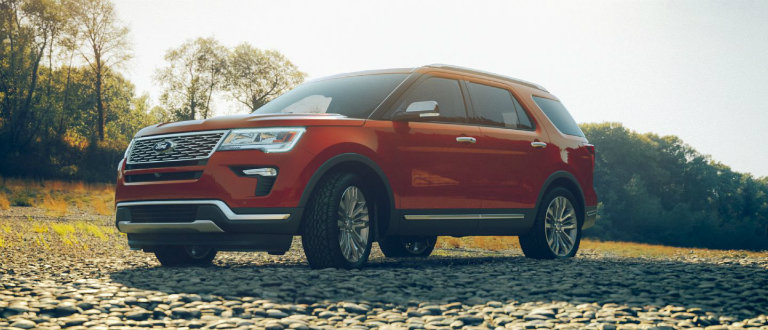 2018 ford explorer color options. Black Bedroom Furniture Sets. Home Design Ideas