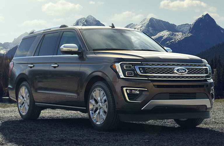 Ford Expedition Exterior Colors