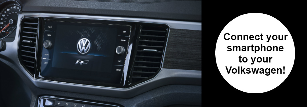 How to connect a Volkswagen to Apple CarPlay and Android Auto