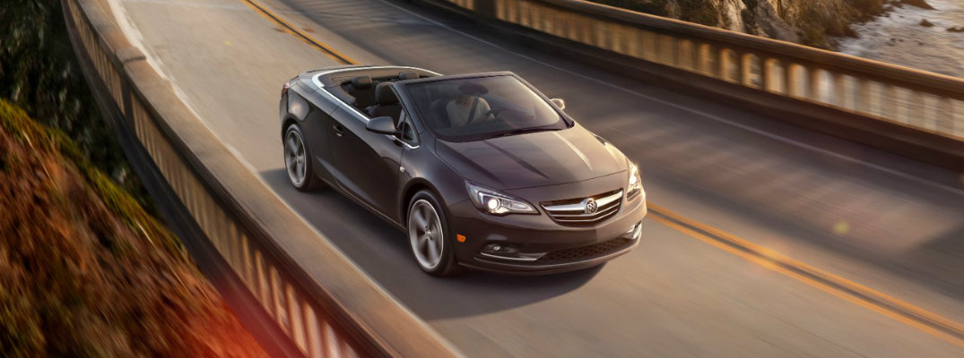 2016 Buick Cascada Fuel Economy and Distance Capability