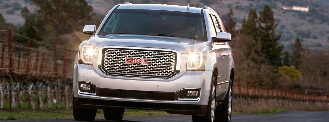 Enjoy the Great Outdoors in a New GMC!