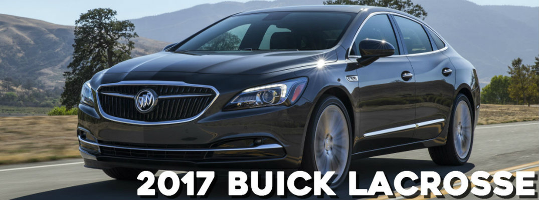 When Will the 2017 Buick LaCrosse be Arriving in North Carolina?