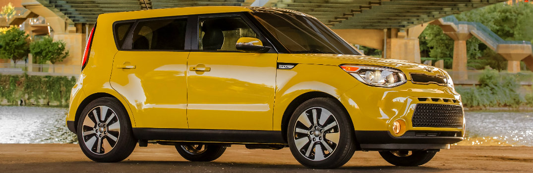 2016 kia soul best features for urban drivers. Black Bedroom Furniture Sets. Home Design Ideas