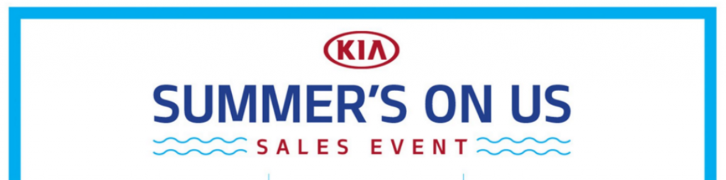 Moritz Kia Fort Worth >> Moritz Kia Summer's On Us Sales Event Fort Worth, TX