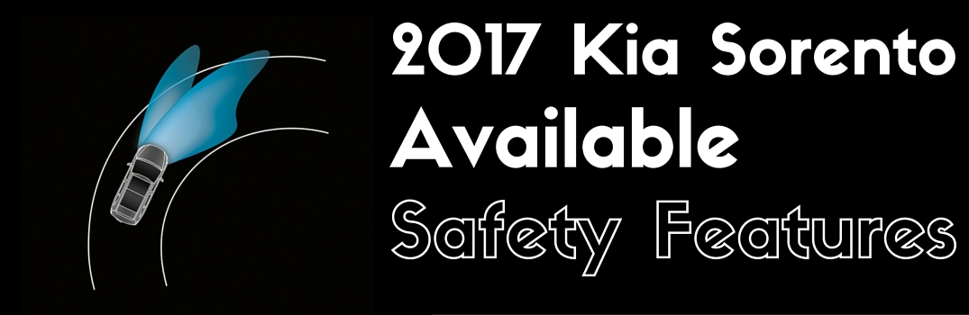 2017 kia sorento available safety features