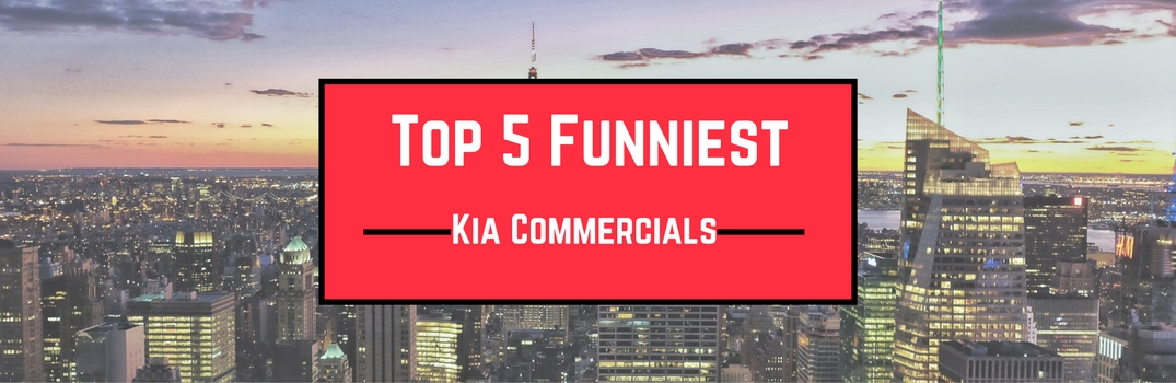 top 5 funniest kia commercials