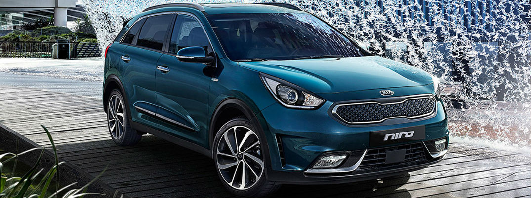 Kia's New Hybrid Crossover