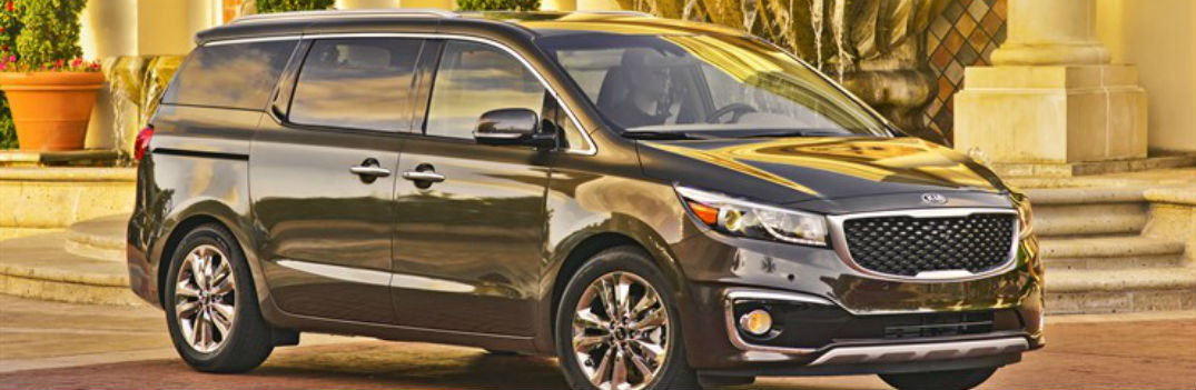 2017 kia sedona iihs top safety pick+ award