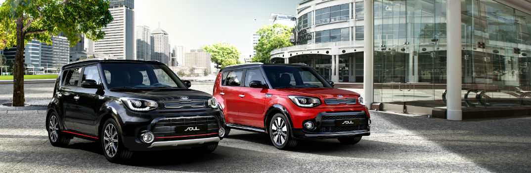 turbocharged kia soul sx exterior red black exterior