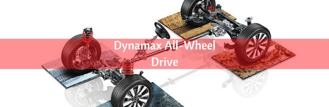 kia dynamax all wheel drive system