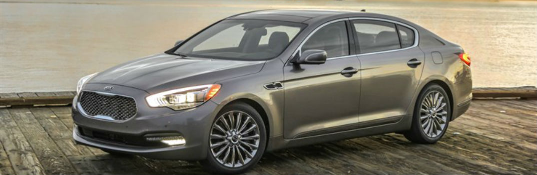 2017 Kia K900 Specs and Features