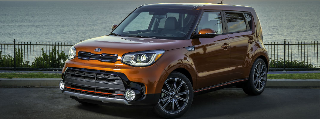 2017 Kia Soul Features Spacious, Comfortable And Versatile Interior