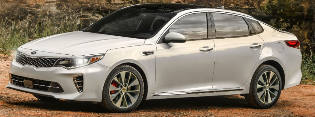 How Much Cargo Space Is In The 2017 Kia Optima