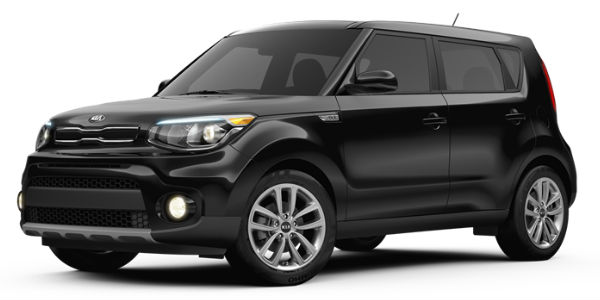 2017 Kia Soul Shadow Black Exterior