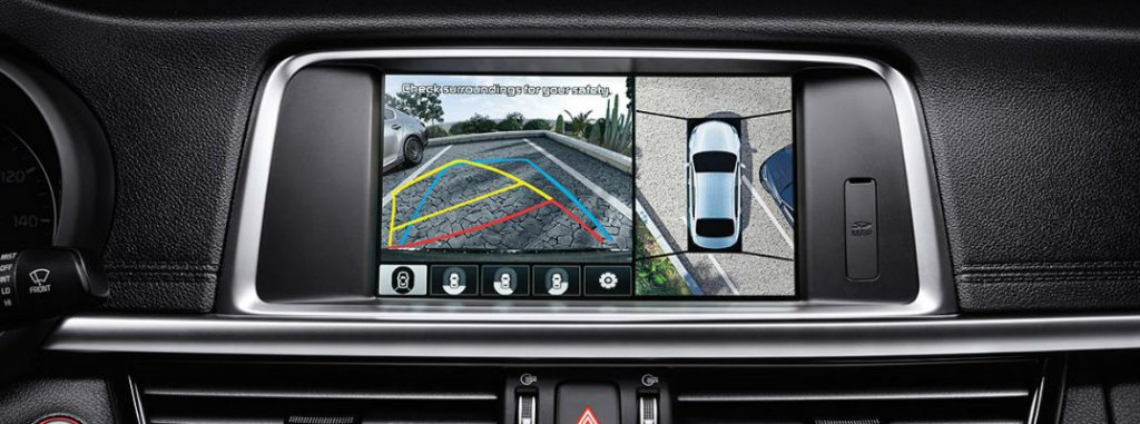 How Does the Kia Optima Surround View Monitor Work?