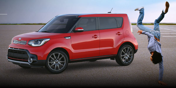 2018 Soul in Inferno Red