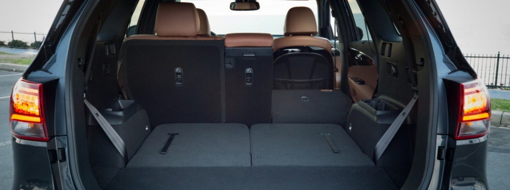 Moritz Kia Fort Worth >> How much cargo space is in the 2019 Kia Sorento?