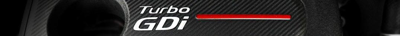 2018 Kia Optima turbo engine badge