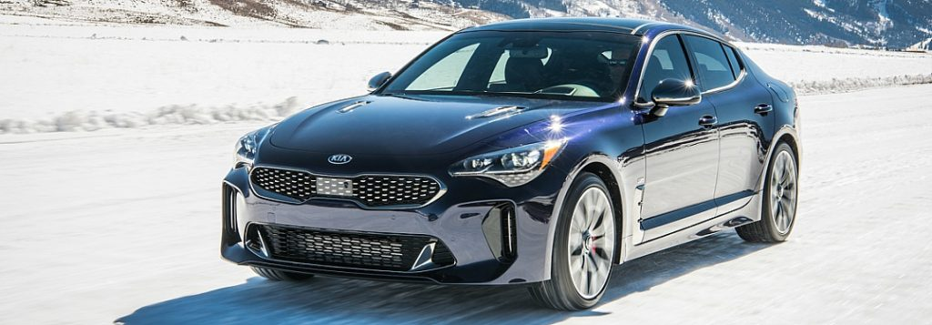 What is the 2019 Kia Stinger Atlantica?