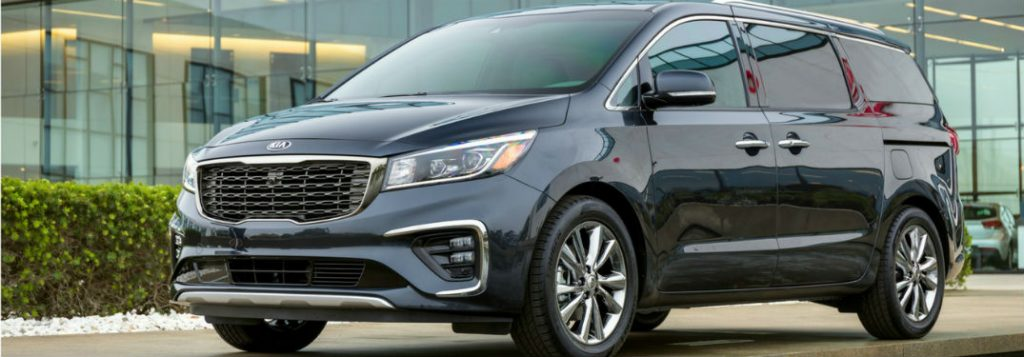 What are the specs and features of the 2019 Kia Sedona?