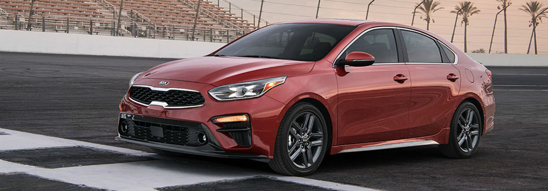 Moritz Kia Fort Worth >> What technology is available on the 2019 Kia Forte?